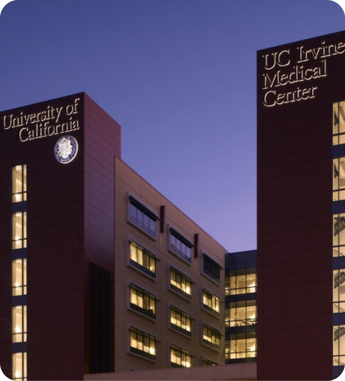 image of University of California Irvine Medical Center