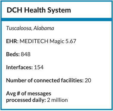 DCH Regional Health