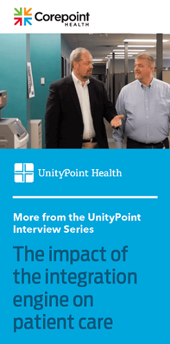 Impact of integration engine on patient care