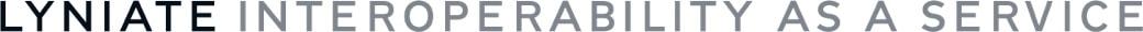 Lyniate Interoperability as a Service logo