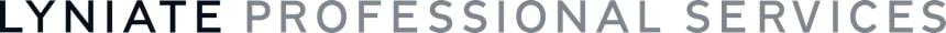 Lyniate professional services logo